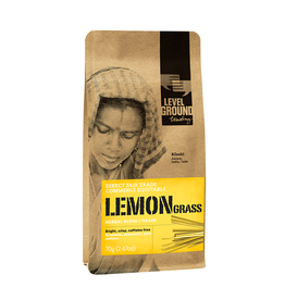 Level Ground Lemongrass Loose Leaf