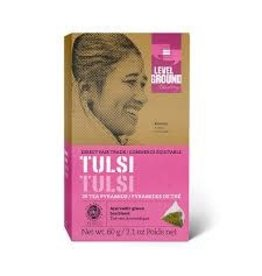 Level Ground Tulsi Tea Bags