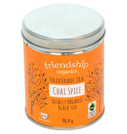 Friendship Tea Chai Spice Friendship Tea Tins