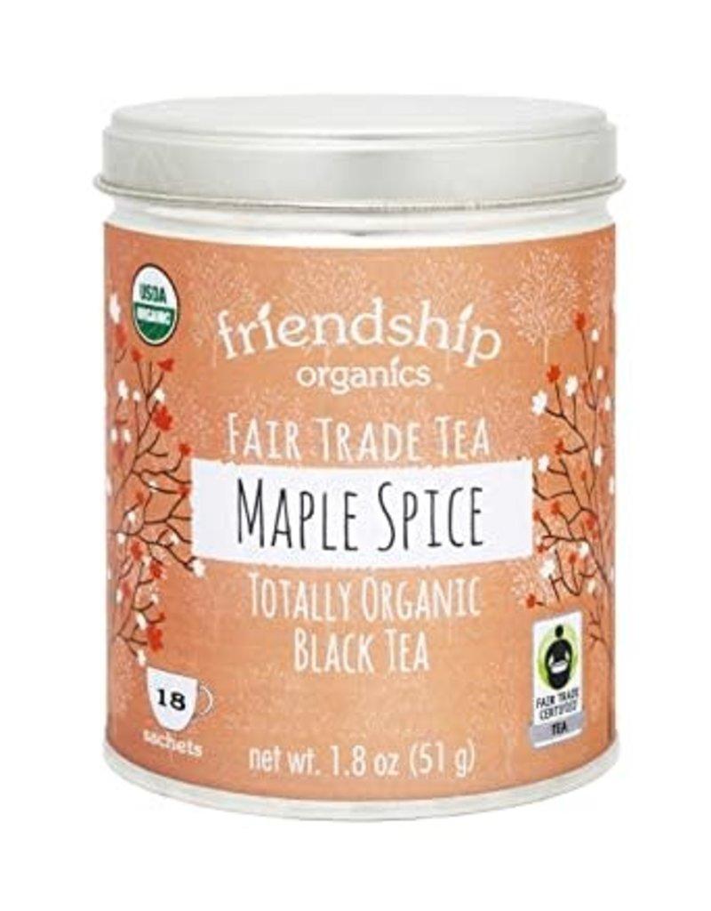 Friendship Tea Friendship Organic Maple Spice Black Tea