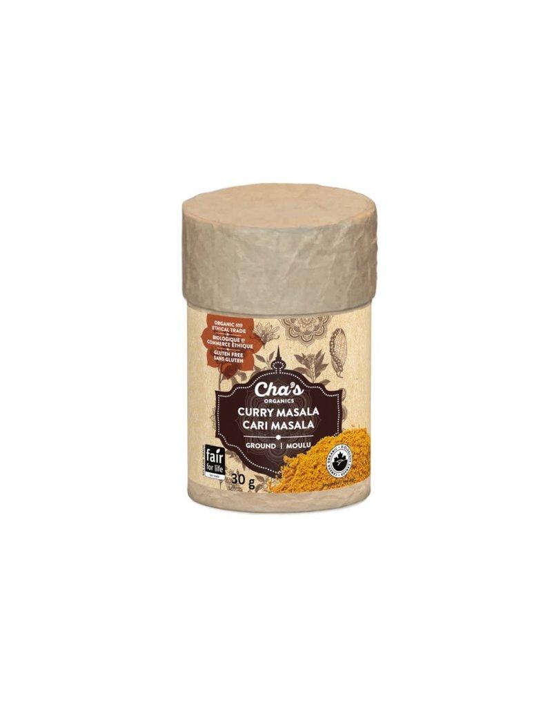 Cha's Organics Garam Masala Curry Powder