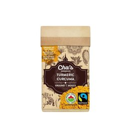 Cha's Organics Ground Turmeric