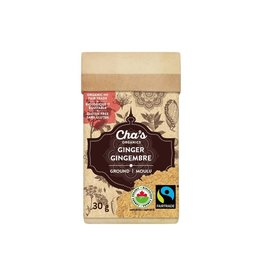 Cha's Organics Ground Ginger