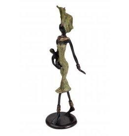 Atelier de Formation et de Promotion des Artisans Away We Go Sculpture