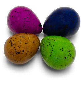 Undugu Society of Kenya Speckled Kisii Stone Easter Eggs