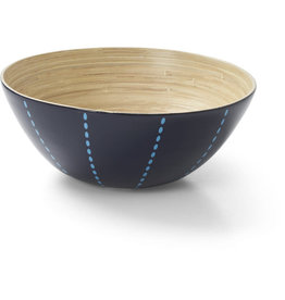 Craft Link Blue Skies Bamboo Serving Bowl