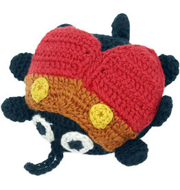 Craft Link Crocheted Ladybug Measuring Tape