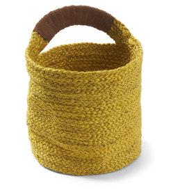 Corr the Jute Works Sunshine Jute Carry Basket