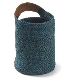 Corr the Jute Works Lifes A Beach Jute Carry Basket