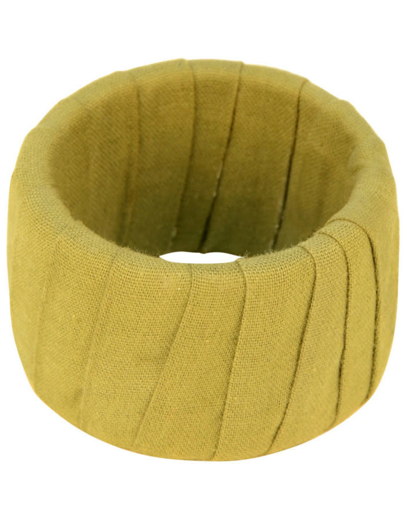 Prokritee Pear Green Napkin Ring