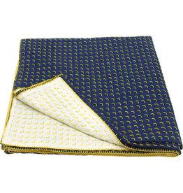 Prokritee Kantha Stitched Blanket