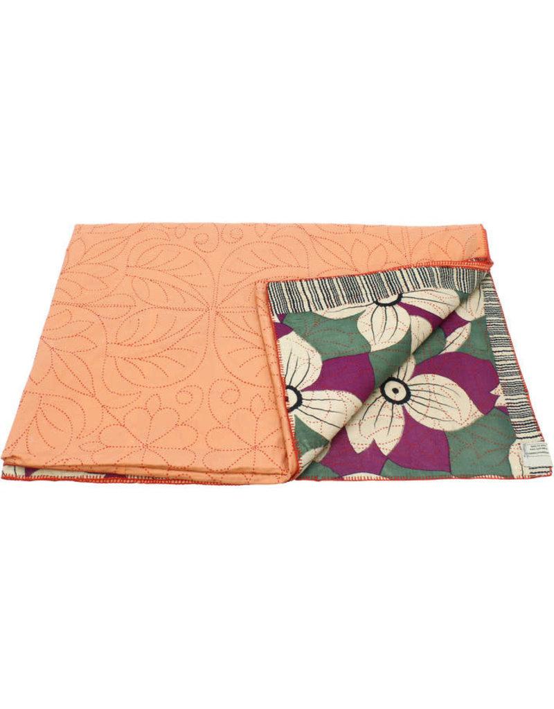 Prokritee Autumn Sari Throw