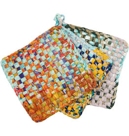 Prokritee New Hope Sari Potholders