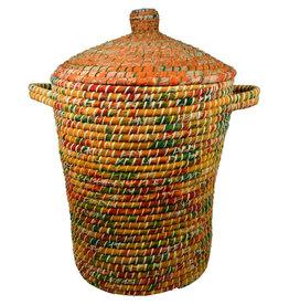 Prokritee Sari Wrap Lidded Basket