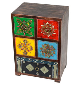 Asha Handicrafts Mango Curio Chest