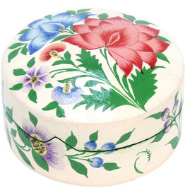 Asha Handicrafts Precious Keepsake Papier Mache Box
