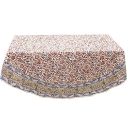 Asha Handicrafts Good Harvest Round Tablecloth