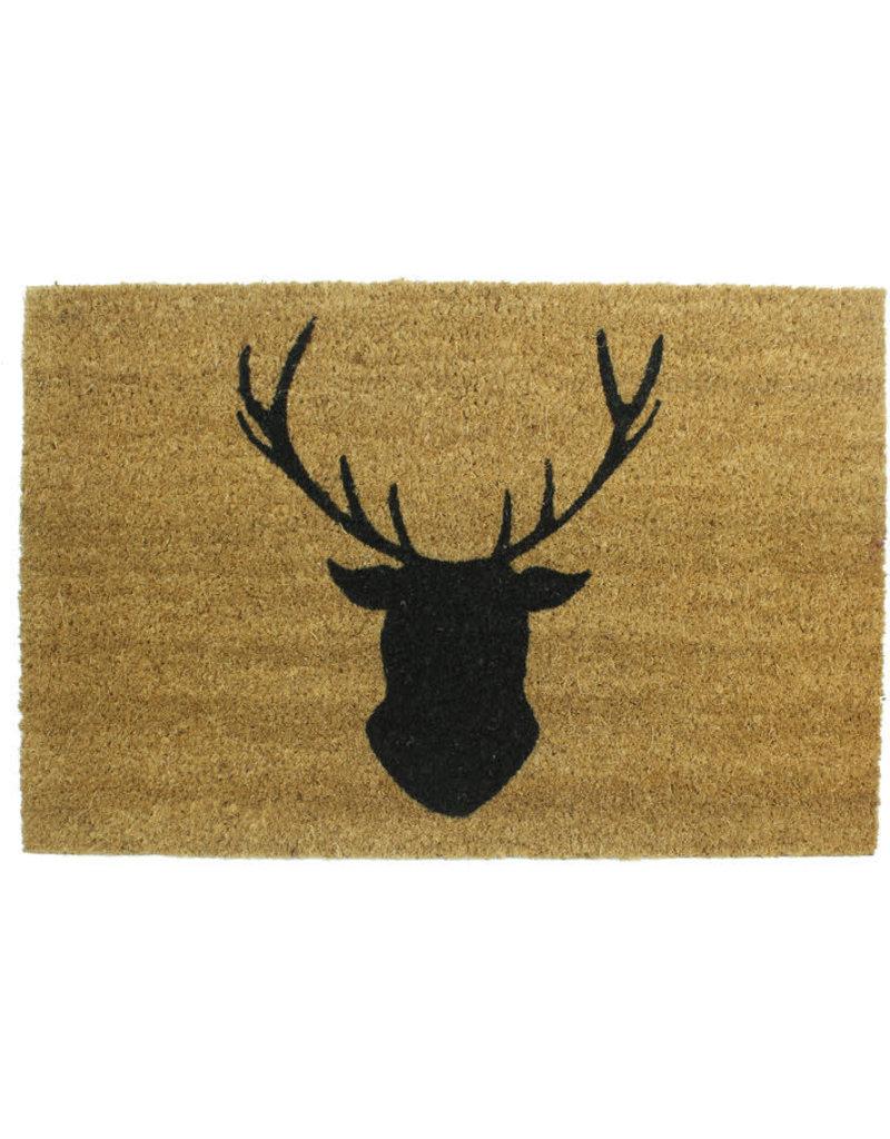 Asha Handicrafts Buck Up Doormat
