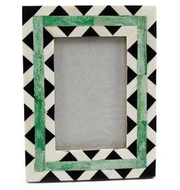 Asha Handicrafts Black Triangle Frame