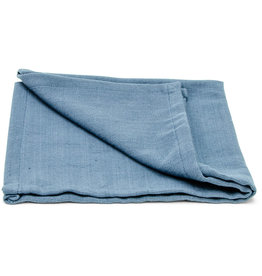 MESH Deep Blue Cotton Napkin