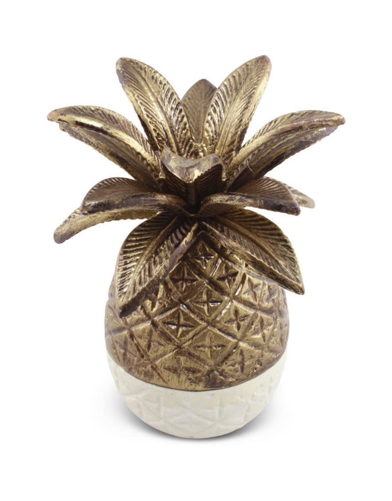 Sasha Association for Crafts Producers Large Pineapple Box