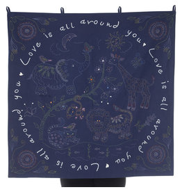 St. Mary's Love Is All Around Wall Hanging