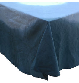 Craft Resource Center Blue Dipped Round Tablecloth
