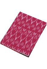 Craft Resource Center Ikat Secrets Notebook (Red)