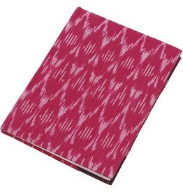 Craft Resource Center Ikat Secrets Notebook (Red)