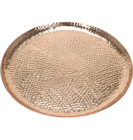 Noah's Ark Rose Gold Refreshment Tray