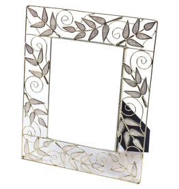 Saffy Handicrafts Sea Grass Capiz Frame