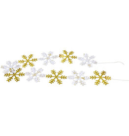 Get Paper Industry Paper Snowflakes Garland