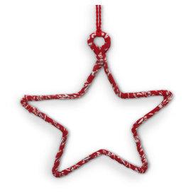 Prokritee Sari Star Ornament