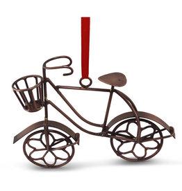 Noah's Ark Metal Bicycle Ornament