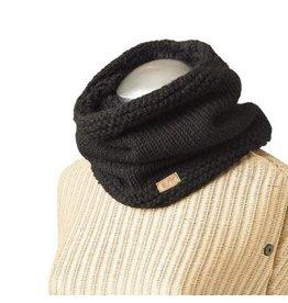 ARK Imports Black Aspen Neck Warmer
