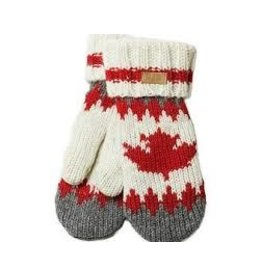 ARK Imports Wool Canada Mittens