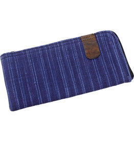 Sana Hastakala Springtime Plaid Wallet