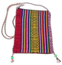 New SADLE, KTE Striped Gift Bag