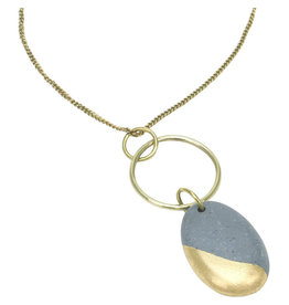 Allpa Dipped Gold Necklace