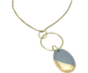 Allpa Swing Wrapped Necklace