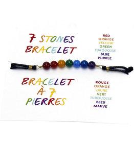 Sapia Seven Stones Bracelet