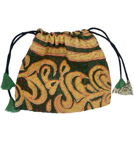 Prokritee Recycled Sari Gift Bag