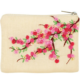 Swajan Cherry Blossom Coin Purse