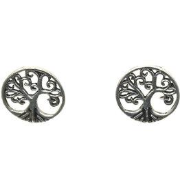 Asha Handicrafts Wee Tree Earrings