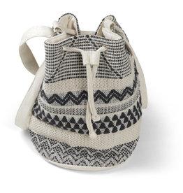 Asha Handicrafts Drawstring Slouch Handbag