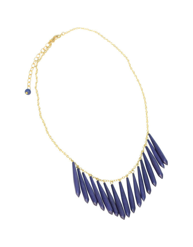 Sasha Association for Crafts Producers Good To The Bone Necklace
