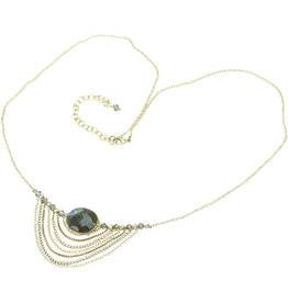 Sasha Association for Crafts Producers Peace And Harmony Necklace