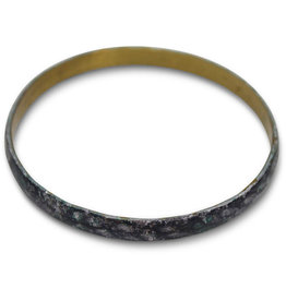 Sasha Association for Crafts Producers Gold Metal Bracelet