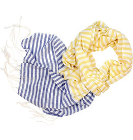 Craft Resource Center Summer Vibe Striped Scarf