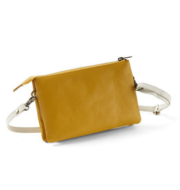 Craft Resource Center Perfect Pairing Leather Purse (Yellow)